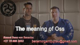 The Meaning of Oss